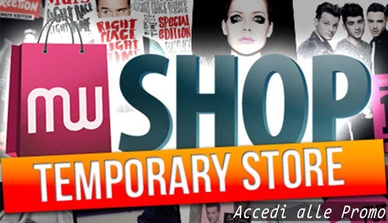 Temporary Shop - Le Offerte Last-Minute